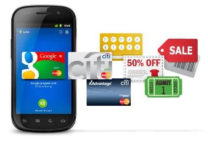 google wallet for payment commerce