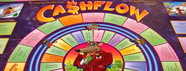 Cashflow Boardgame