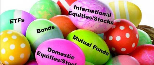In Investment, We Diversify