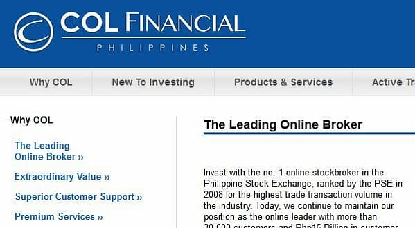 Step by Step Guide in Opening an Account in COL and Start Investing in Stocks