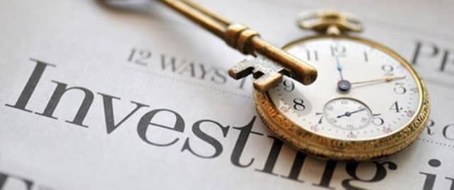 In Investment, Time is Your Ally