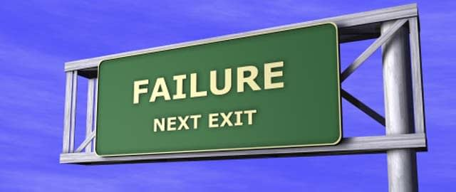 There is No Such Thing As Failure – Only Results