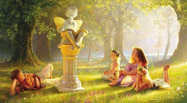 Fairytale is Only for Children, Not for Adults and Real World