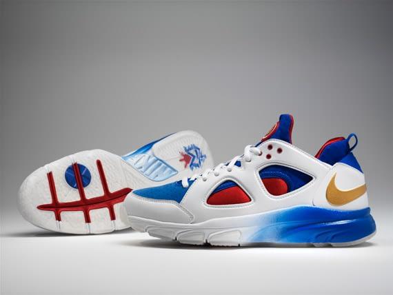 Manny Pacquiao Shoes Nike Huarache sneakers