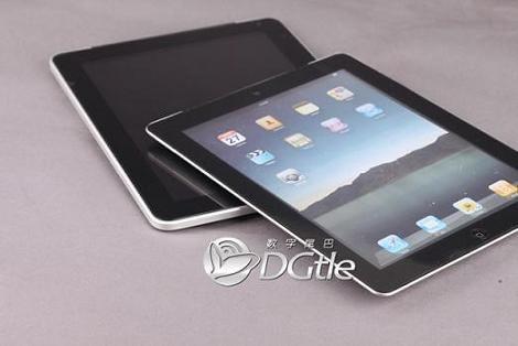 apple ipad 2 leaked image from china