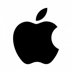 apple company logo