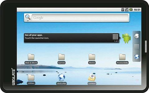 Akash Ubislate 7 Android Tablet