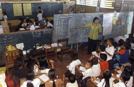 philippine education fails to pass