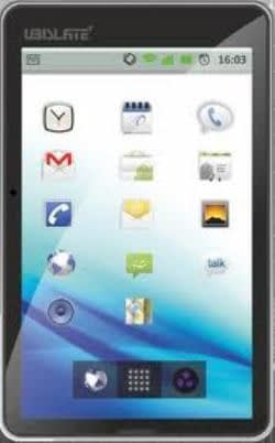 Akash Ubislate 7: Worlds Cheapest Android Tablet at $35