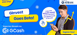Invest Money thru GCASH For as Low as PHP 50